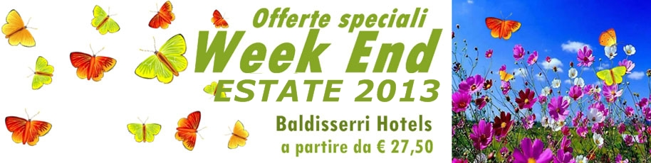 Offerta Weekend Primavera